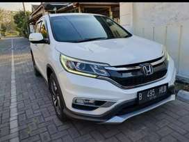 All New CRV 2.4 Prestige 2015 Istw