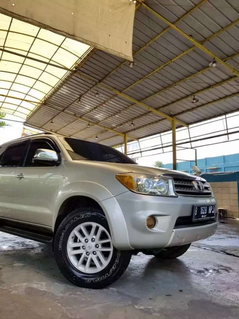 Toyota Fortuner 2006 facelift 2009 0