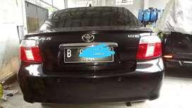 Toyota Vios G matik 2006 hitam