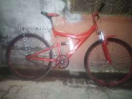Red colored. Modified, urgent sale,