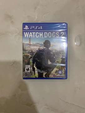 Kaset (BS) PS4 Watch Dogs 2