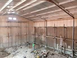 DISEWAKAN: Gudang baru lok sayap Taman Kopo Indah, akses max fuso