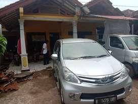 Rumah kampung tanah luas murah di Kranggan jati sampurna