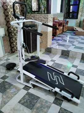 Sparnod STH 600 treadmill 4 in 1