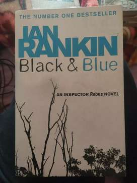 Black & Blue: An Inspector Rebus Novel by Ian Rankin