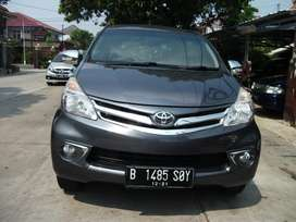Toyota New Avanza G 1.3 Manual 2011 Abu-abu Metalik