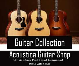 High Quality Guitar Collection