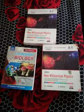 New millennium physics,elementary biology