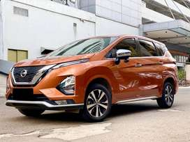 NISSAN ALL NEW LIVINA 1.5 VL AT 2019 ORANGE
