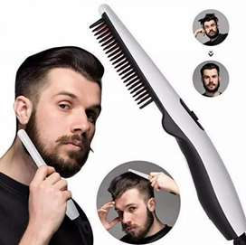 Beard & hair starightener bruch