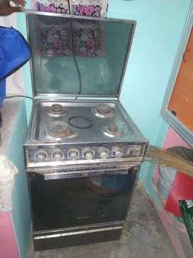 Big size oven