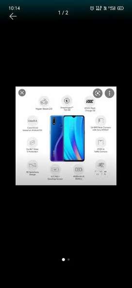 Realme 3 pro Ment condition fresh phone 6gb 64gb