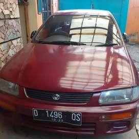 TURUN HARGA Mazda Familia 1.8 1997 Istimewa