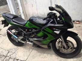 Dijual ninja 150rr tahun 2010