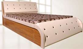 New Designer Head Box Bed At 13500/- Best Finishing