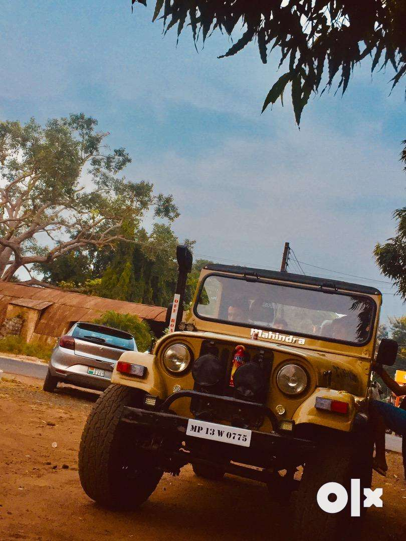 Mahindra Jeep 1986 Diesel Good Condition 0