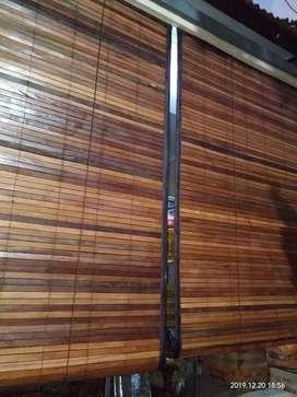 krey kayu lang sung pasang di fery shop