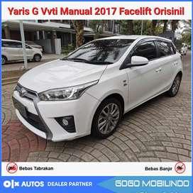 All New Yaris G Vvti mt 2017 Facelift Orisinil