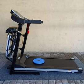 The best Treadmill elektrik 4 fungsi new Haneda 2020