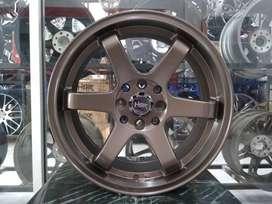Velg Mobil Xenia, Soluna, Lantis Evalia dll R16 HSR Wheel TOKYO