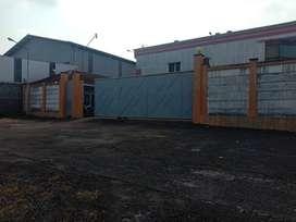 Sewa/Jual Pabrik Besar dan Murah SHM 7570 m2 Klaten Zona Industri