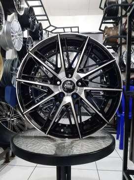 Velg R17 HRV Rush Terios Innova Xpander Juke Almaz