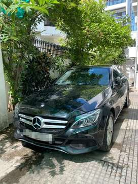 Mercedes-Benz C-Class 250 CDI Avantgarde, 2016, Diesel