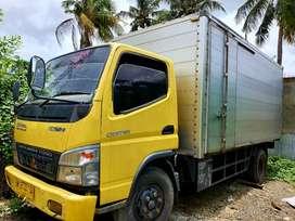 Mitsubishi Colt Diesel 6ban Ps125 Box Alum2013 ors Plat BM/Hino Dutro