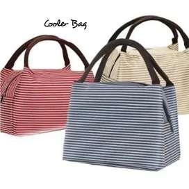 Cooler bag stripe