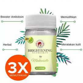 BRIGHTENING NUTRISKIN BY MADMOISELLE SKINCARE