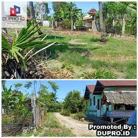 Rumpet -Tanah dijual 2 Kavling berdampingan luas 200 m dkt Ulee Kareng