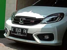 Honda Brio RS manual