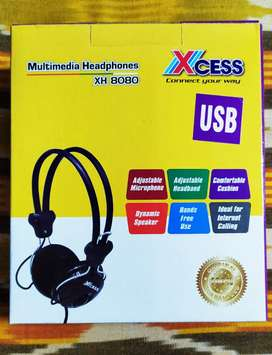USB Headset with Mic