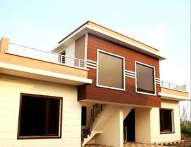 IN THE PRICE OF 2BHK FLAT GET VILLA IN DERABASSI AT JUST 20.90 LACS!!