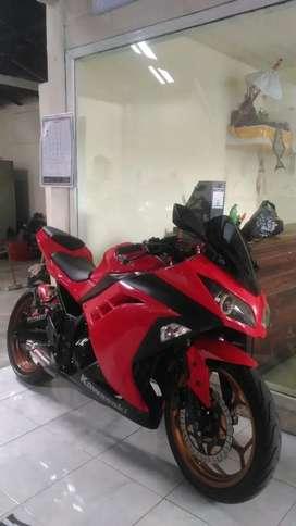 Kawasaki ninja 250 fi 2014 Bali Dharma motor