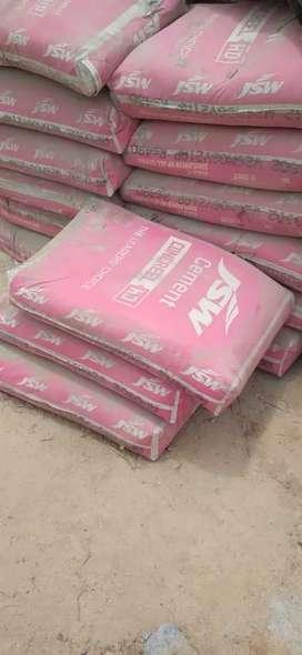 Cement &sand