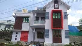 thrissur mannuthy 4,500 cent 3 bhk new villa
