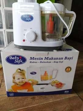 Food Maker Baby Safe