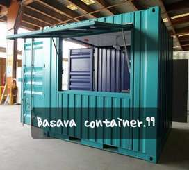 Booth container, booth jualan, booth dimsum, booth kue, booth bazzar