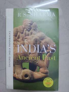 Rs sharma ancient history book