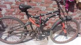 Ranger cycle break nahi h bas