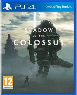 Shadow of the Colossus PS4 (Limited edition)
