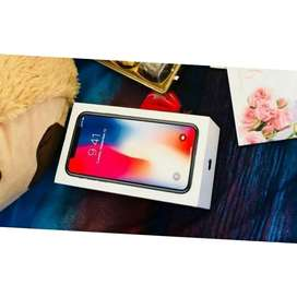 IPHONE X WHITE COLOUR BRAND NEW BOX PACK CONDITION 100/100 256GB WRNTY