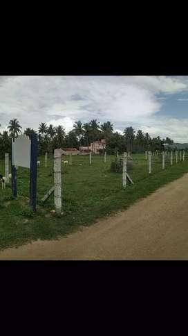DTCP approved  plots chennai highway near mettupatti tole gate