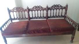 Shisham sofa