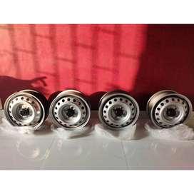 TATA - Altroz Steel Rims (14 inches)