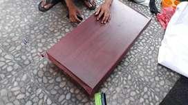 Branding meja lemari hpl dg stiker motif kayu sticker murah bagus