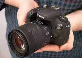 Canon 77D (lensa 18-55)_ Cicilan tanpa kartu kredit