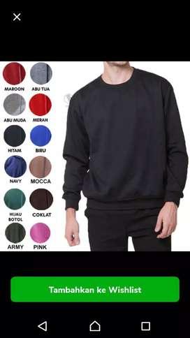 Sweater pria polos murah
