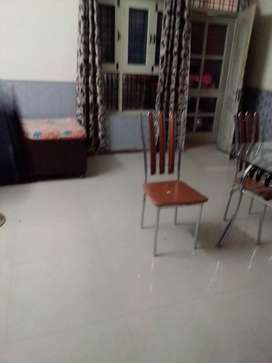 Independent 2bhk furnished flat at rajpur road near DIT college